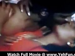 newly wedded couple fucking in a tamil movie